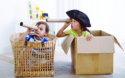 Why Self-Directed Play is Important to a Child's Development